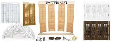 Folding Window Shutters Interior Diy Shutter Kits Shutter Kits By Shutter Shack