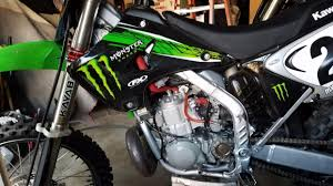 2003 kx 250 kawasaki motorcycles for sale