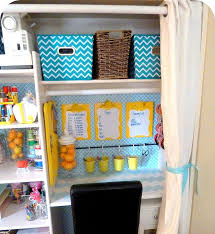 Craft Room Closet Organization - 8 mini room ideas to fill your extra closet redfin