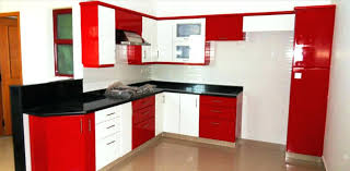 kitchen cabinets red red kitchen cabinets with black kitchen