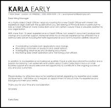 resume letter of credit cover letter credit analyst position