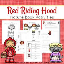 free red riding hood printables free homeschool deals