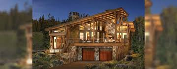 Cabin Designs And Floor Plans by Brighton Modern Timber Home Rendering Log Home Pinterest