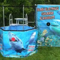 Backyard Inflatables Dunk Tank Rental Maryland Have Fun Soaking Your Family