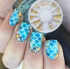 Nail Decorations Best 25 Sea Nails Ideas On Pinterest Sailor Nails Nautical