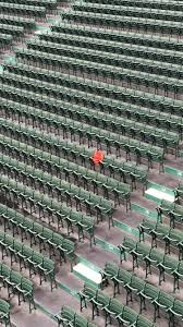 Fenway Park Seating Map At Fenway Park In Boston There Is A Lone Red Seat To Signify The