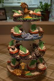 african safari babyshower cupcakes by lenslady on deviantart