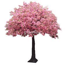 blossom trees 350cm height artificial cream white cherry blossom trees dongyi