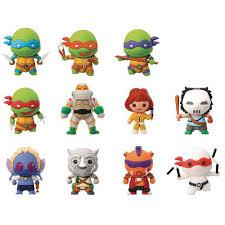 Blind Ninja Tmnt Teenage Mutant Ninja Turtles Collectors Keyring Blind Bag