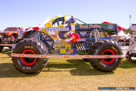 blue thunder monster truck videos black stallion monster trucks wiki fandom powered by wikia