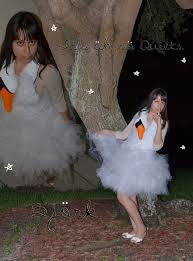 swan dress bjork swan dress costume sewing projects burdastyle