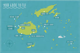 Map Of Fiji The Ultimate Fiji Travel Guide U2013 Hunter And Bligh