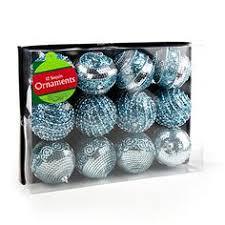 glass shine ornaments 27 pack at big lots biglotschristmas