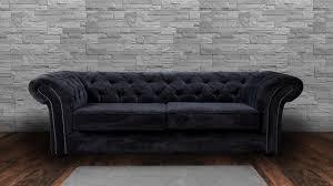 Grey Velvet Chesterfield Sofa Furniture Velvet Chesterfield Sofa Fabric Chesterfield