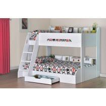 Bunk Beds  Optional Stairs  Storage Best Childrens Beds - Funky bunk beds uk