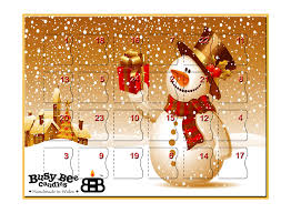 advent calendar scented advent calendar from busy bee candles christmas 2017