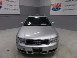 audi a4 2004 silver audi a4 1 8 t quattro for sale used cars on buysellsearch