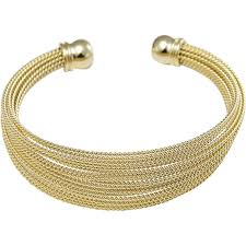 cuff bracelet with gold images Stainless steel x bracelet gold plated x 39 s 2 5 quot diameter beads png