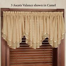 ascot valances window treatments caurora com just all about