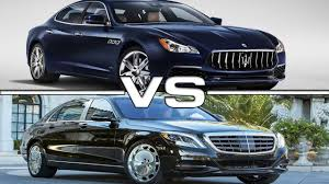 maserati blue 2017 2017 maserati quattroporte vs 2016 mercedes s class youtube