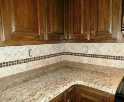 Chic St Cecilia Granite Vogue Other Metro Traditional Kitchen - Backsplash for santa cecilia granite