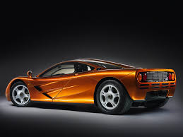 Update Mclaren F1 Rumored To Be Born Again As Three Seat Grand