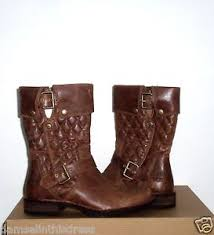 ugg womens motorcycle boots ugg womens conor motorcycle style boot brownstone 7us nwob 295