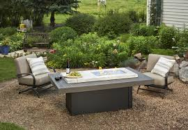 Garden Kitchen Design by Picturesque Fire Pit Ideas On Rectangular Patio Interior At