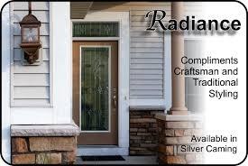 glass for front doors craftsman glass door inserts for front entry doors