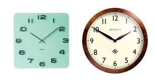 best wall clocks 10 of the best wall clocks style life style express co uk
