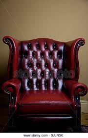 Leather Chesterfield Armchair Red Leather Chairs Stock Photos U0026 Red Leather Chairs Stock Images