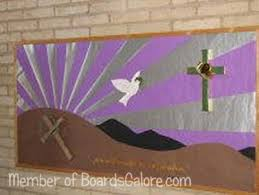 Easter Decorating Ideas For Bulletin Boards by 133 Best Spring Easter Bulletin Boards Images On Pinterest
