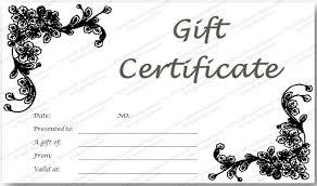 giftvoucher giftcard freegiftcard swirls gift certificate