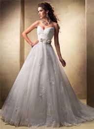 ball gown sweetheart spaghetti strap tulle lace wedding dress with