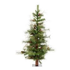 4ft christmas tree vickerman 4ft unlit ashland artificial christmas tree ashland