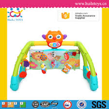 huile toys wholesale from china baby play mat with ce