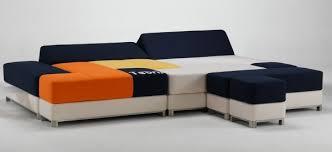 designer canapé design un canapé lit au look bien de tetris semageek