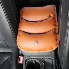 rembourrage siege auto 1 pcs auto center console accoudoir boîte de siège rembourrage de