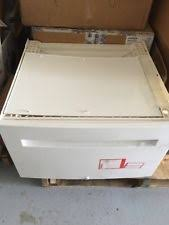 Bosch Laundry Pedestal Bosch Washer And Dryer Set Ebay