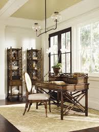 bali hai gulfstream oval back side chair lexington home brands