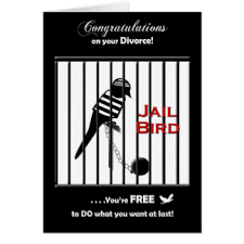 congratulations on your divorce card divorce cards invitations zazzle co uk