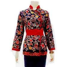 desain baju batik untuk acara resmi desain baju terbaru untuk wanita pria dan remaja ragam fashion