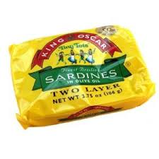 King Oscar Sardines Mediterranean Style - the great sardine taste off u2013 best canned sardines u2013 next 7