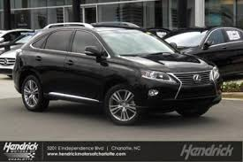 lexus in nc used lexus rx 350 for sale in nc edmunds