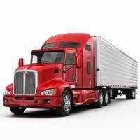 kenworth tractor trailer kenworth 3d models for download turbosquid