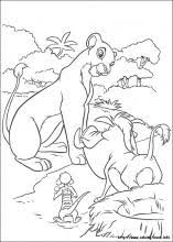 coloring page php pictures in gallery lion king coloring books at