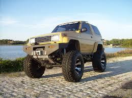daihatsu jeep rocky