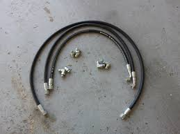 2006 2010 5 8 allison transmission cooler hose set 50300 2006