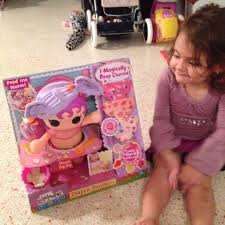 lalaloopsy babies doll that drink and charms