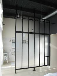 industrial glass door flux design custom fabrication in portland or